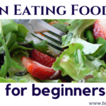Clean Eating Food List for Beginners