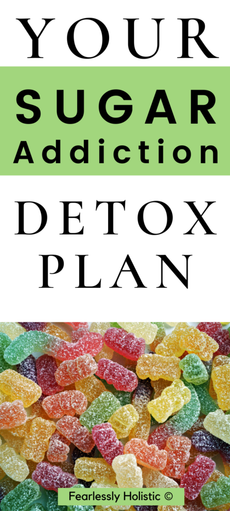 Break Sugar Addiction with a Detox Plan