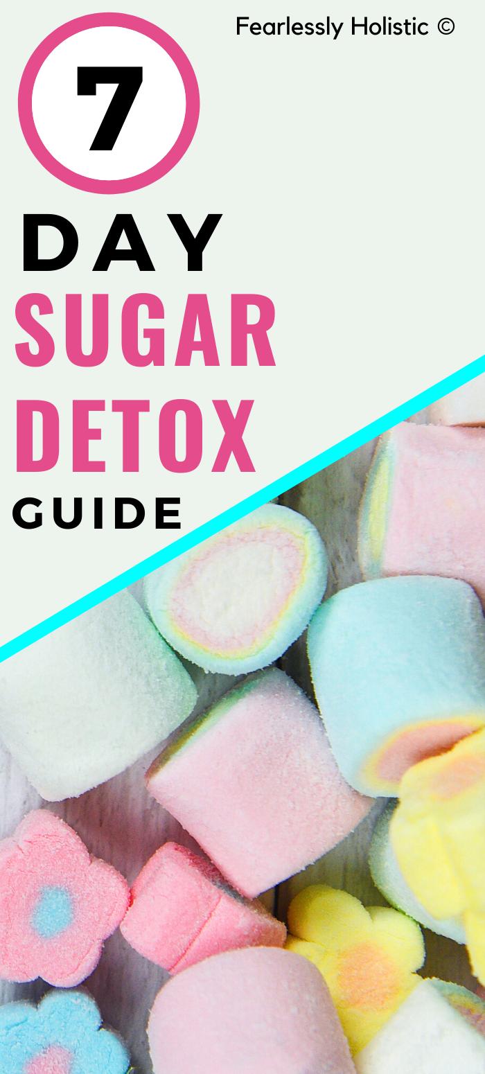 7 Day Sugar Detox Guide