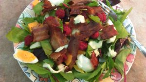 photo of salad