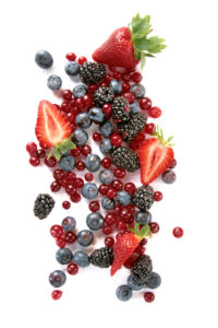 Clean Eating Summer Berries