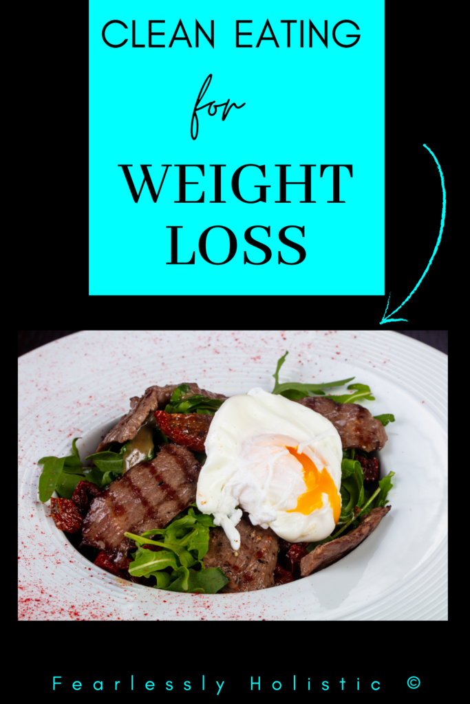 Clean Eating For Weight Loss