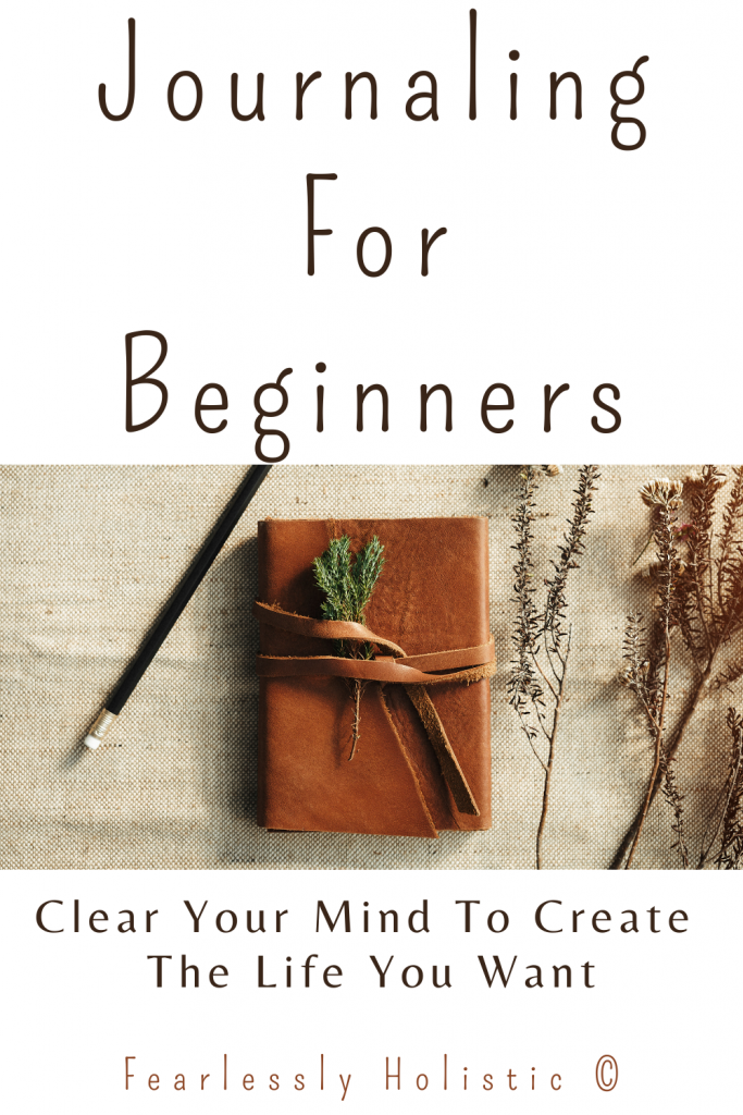 Journaling For Beginners