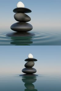 Stones of tranquility