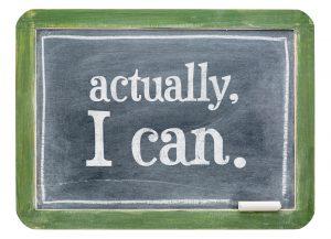Actually, I can