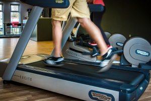 That ole treadmill