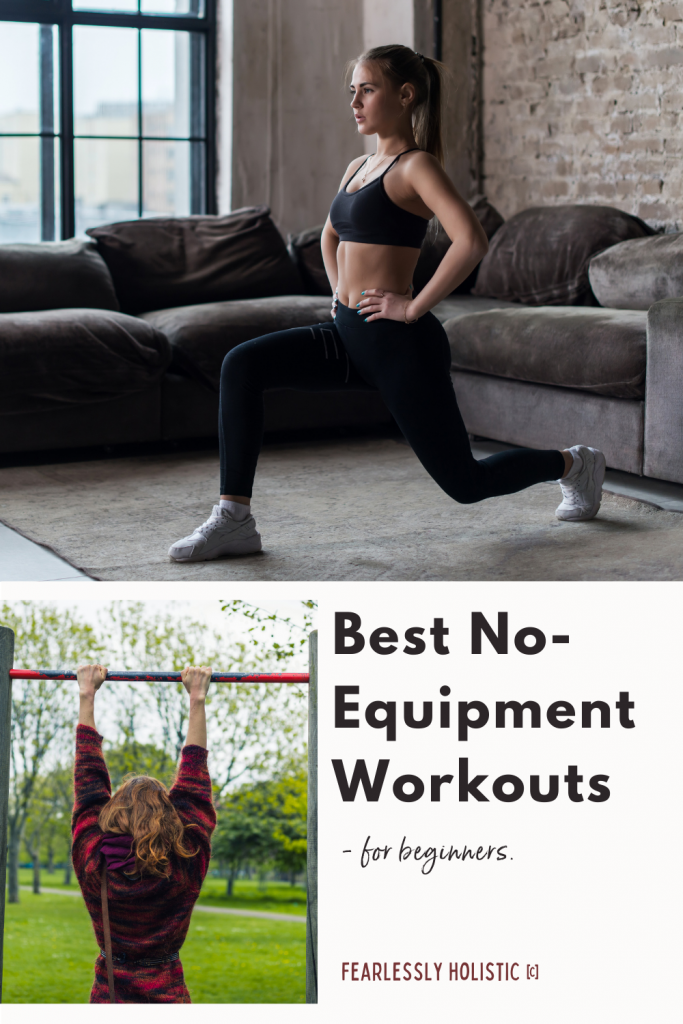 Best No Equipment Workouts