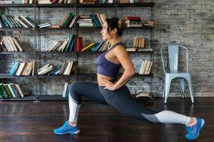 Fitness Lunge