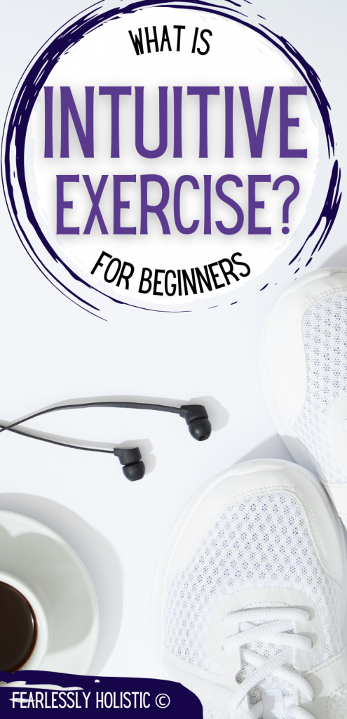 What Is Intuitive Exercise